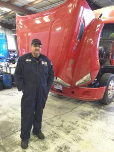 Juan Vega Ross Roberts Trucks