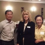 SBA Andy Seeto & Kay Mardon with Marsha